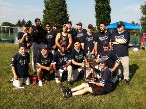 Photo of the 2011 Long Island Classic Championship Team