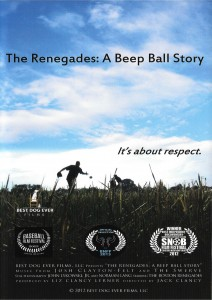 Cover of the Renegades DVD