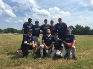 All of the players who plated a run in the record breaking 1st inning for the Renegades