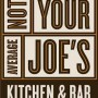 Not your average Joes logo