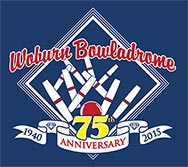 Woburn Bowladrome Logo