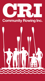 Community Rowing, Inc Logo