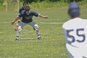 Justen Proctor Defensive All Star Boston Renegades
