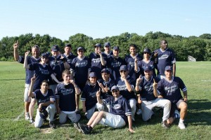 Photo of the 2011 Philly Hall of Fame Classic Championship team