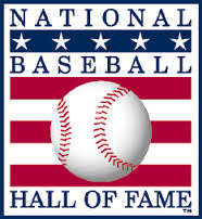 Logo for the Baseball Hall of Fame