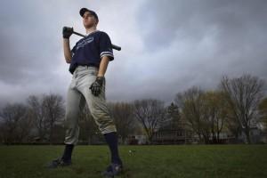 "Joe Mac - ""the hardest working man in baseball)"