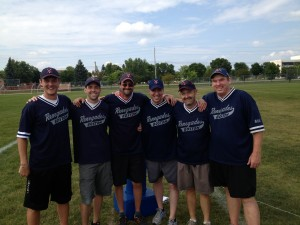 The 6 Renegade coaches who helped get the team ready all week long