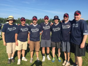 From Left to right these volunteers were with the team for the 2015 world series:  Yuki Ara, Mike Marciello, Ace Lenicheck, Jamie Dickerson, Bryan Grillo, Ron Cochran and Rob Weissman