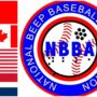 NBBA logo with 4 country flags