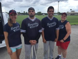 2017 NBBA World Series game summaries Day 1 - Lisa Andrews, Rob Dias, Justen Proctor and Peg Bailey