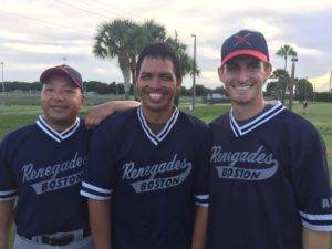 2017 NBBA World Series game summaries Day 1 -Joe Yee, Justen Proctor and Christian Thaxton