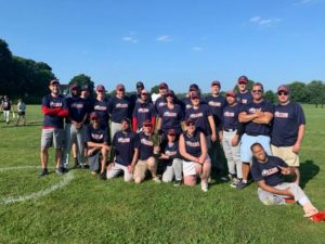 Team picture after NJ tourney